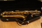 Martin (USA) bariton saxophone renovated!