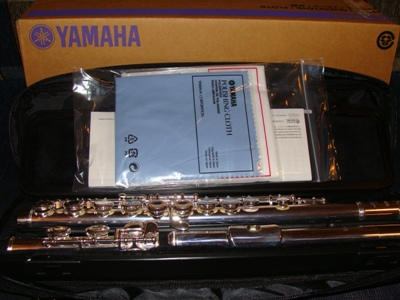 yamaha yfl 211s flute new woodwinds. Black Bedroom Furniture Sets. Home Design Ideas
